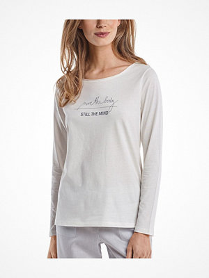 Marc O'Polo Marc O Polo Mix Program Long Shirt Crewneck White