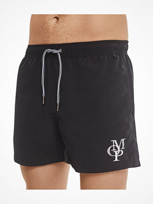 Badkläder - Marc O'Polo Marc O Polo Solids Swimshorts Black