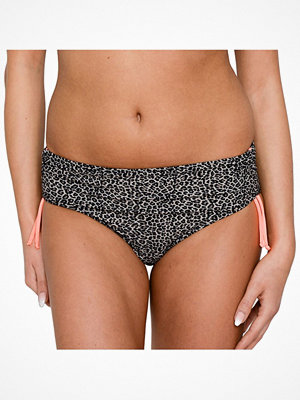 Saltabad Leo Bikini Maxi Tai With String Leopard