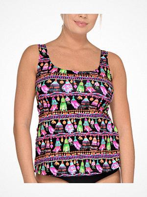 Bikini - Saltabad Torquay Bikini Top Black pattern-2