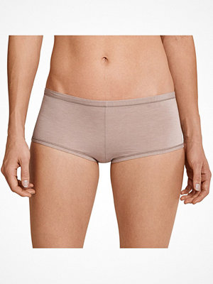 Schiesser Personal Fit Shorts Brown