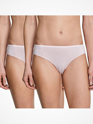 Schiesser 2-pack Modal Essentials Tai Briefs Lightpink