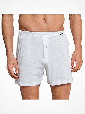 Schiesser Essentials Jersey Boxers 3XL-4XL White