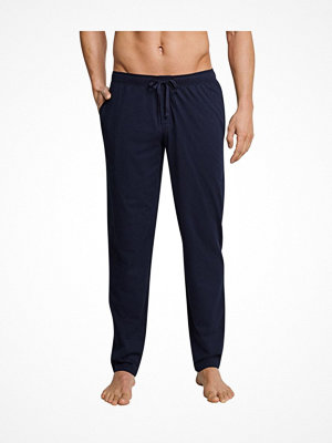 Schiesser Mix and Relax Jersey Lounge Pants Darkblue