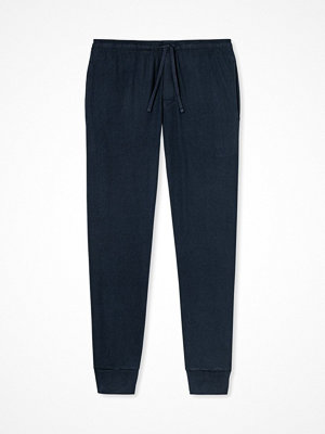 Schiesser Mix and Relax Lounge Pants With Cuffs Darkblue