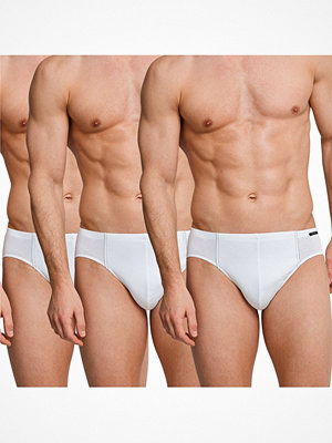 Kalsonger - Schiesser 3-pack Essentials Super Mini Briefs White