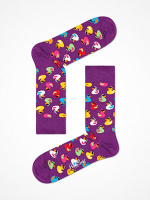 Happy Socks Happy Socks Rubber Duck Sock Lilac