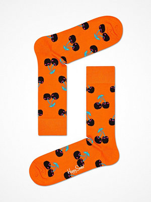 Happy Socks Happy Socks Cherry Sock Orange patterned