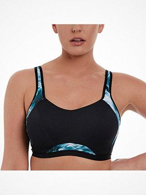 Freya Active Sonic Moulded Sports Bra Black/Blue
