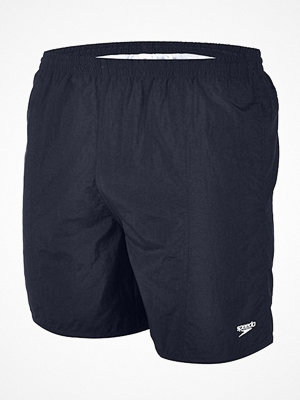 Badkläder - Speedo Solid Leisure 16in Watershort Navy-2