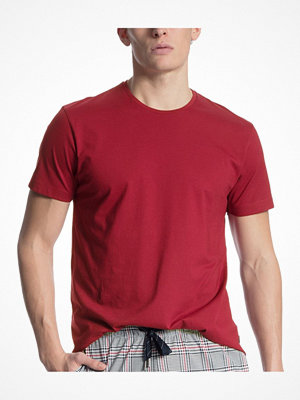 Calida Remix Basic T-Shirt  Darkred