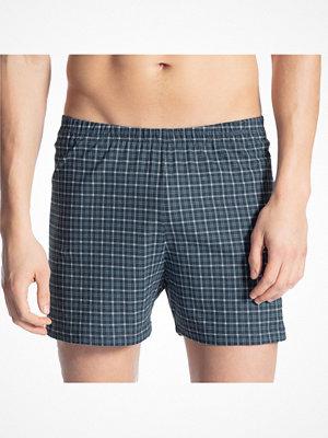 Calida Prints Men Boxer Shorts Checked