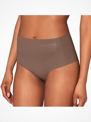Sloggi ZERO Feel Natural High Waist Brief Brown