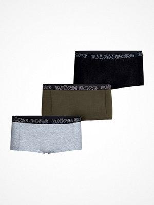 Björn Borg 3-pack Core Minishorts 1933 Black/Grey