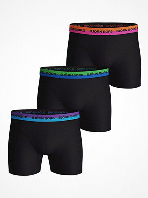 Björn Borg 3-pack Essential Shorts 1933 Black