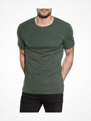 Bread and Boxers Crew Neck  Darkgreen