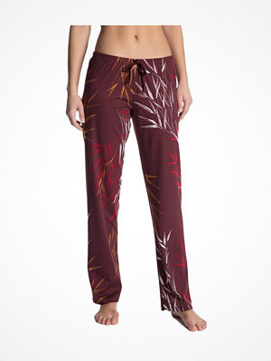 Calida Favourites Trend 2 Pants Wine red w Pattern