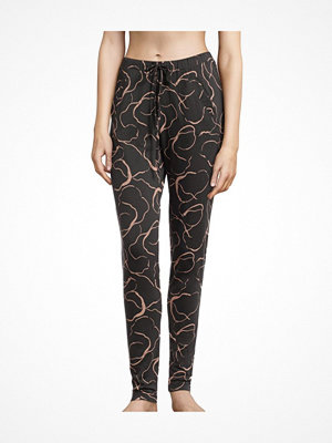 Femilet Lima Long Pants Black pattern-2