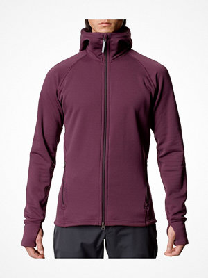 Pyjamas & myskläder - Houdini Sportswear Houdini Men Power Houdi Wine red