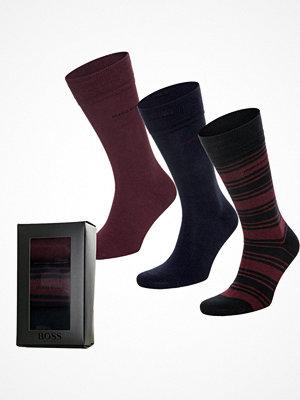 Hugo Boss 3-pack BOSS RS Gift Set Cotton Socks Red/Blue