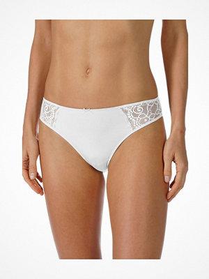 Mey Amorous Thong White