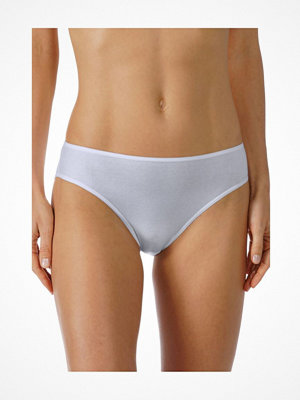 Mey Cotton Pure Jazz Briefs Greymarl