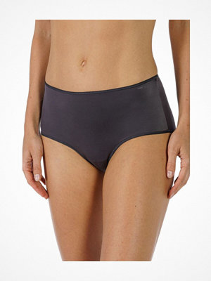 Mey Joan High-Cut Briefs Black/Grey