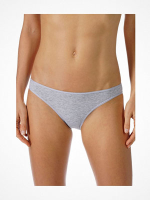 Mey Cotton Pure Mini Briefs Greymarl