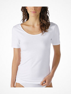 Mey Cotton Pure Short-Sleeved Top White