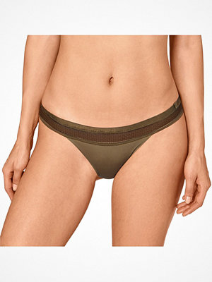 S by sloggi S by Sloggi Silhouette Tanga Olive