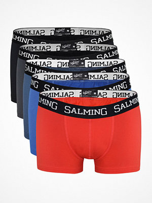 Salming 5-pack Cotton Stretch Boxers Multi-colour