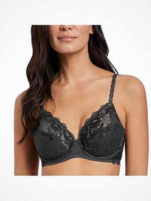 Wacoal Lace Perfection Average Wire Bra Black