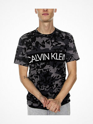 Calvin Klein SS Crew Neck T-shirt Black