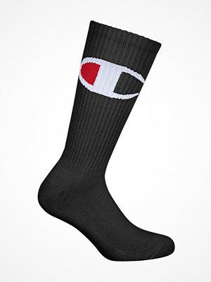 Strumpor - Champion Underwear Champion Crew Socks Rochester Black