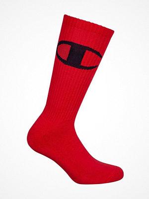 Strumpor - Champion Underwear Champion Crew Socks Rochester Red