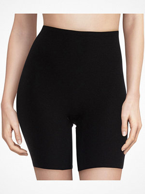 Chantelle Soft Stretch High Waist Mid-Thigh Short Black