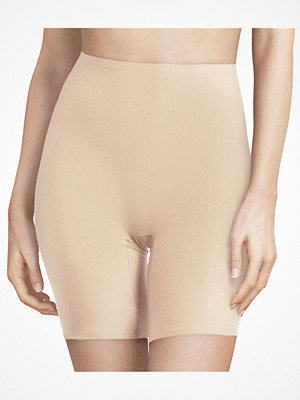 Chantelle Soft Stretch High Waist Mid-Thigh Short Skin
