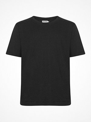 Resteröds Mid Sleeve Solid Black