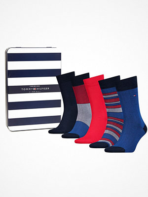 Tommy Hilfiger 5-pack Men Sock Birdeye Giftbox Multi-colour