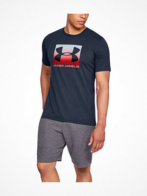 Under Armour Boxed Sportstyle Short Sleeve T-shirt Darkblue