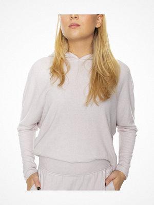 Calvin Klein Textured Jersey Hoodie Light lilac