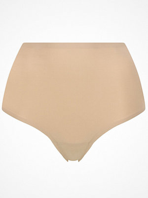 Chantelle Soft Stretch High Waisted Thong Plus Skin