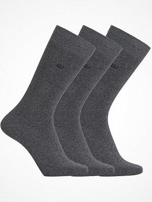 Strumpor - CR7 Cristiano Ronaldo 3-pack Basic Socks Darkgrey