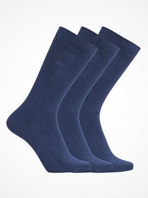 Strumpor - CR7 Cristiano Ronaldo 3-pack Basic Socks Blue