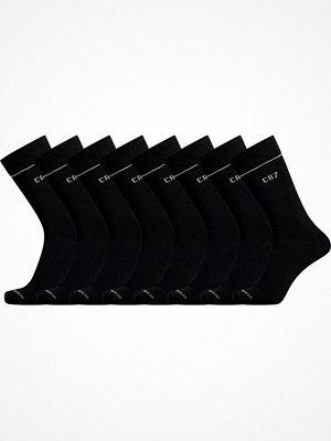 Strumpor - CR7 Cristiano Ronaldo 7-pack Giftbox Bamboo Socks Black