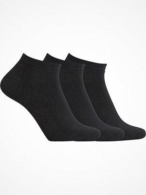 Strumpor - CR7 Cristiano Ronaldo 3-pack Ankle Socks Black