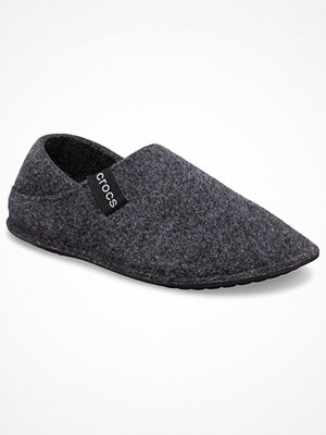 Tofflor - Crocs Classic Convertible Slipper Darkgrey