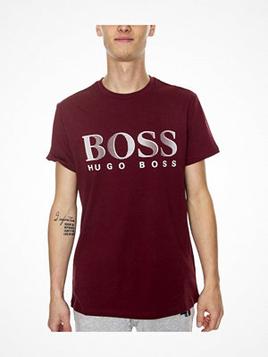 Hugo Boss BOSS T-shirt RN Wine red