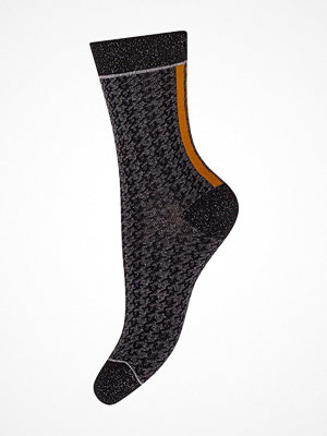 Strumpor - Hype the Detail Socks Black/Orange