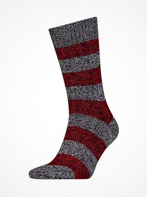 Strumpor - Levi's 084LS Bootsock Reg Cut Moul Rugby Socks Red